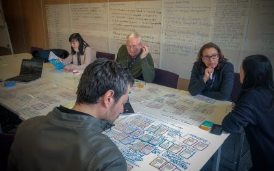 Taking a Design Thinking Approach to Building Modules