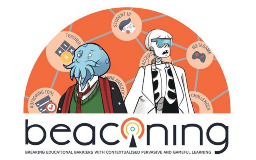 BEACONING Showcase: Gamified and Pervasive learning